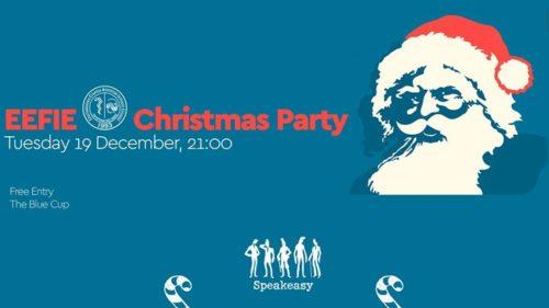 ΕΕFIE ~ Christmas Party 2017