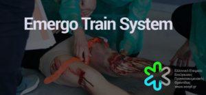 Σεμινάριο: Emergo Train System @ ΕΕΕΠΦ / Eeepf Thessaloniki